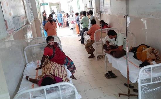 Ấn Độ điều tra căn bệnh lạ xuất hiện ở bang Andhra Pradesh