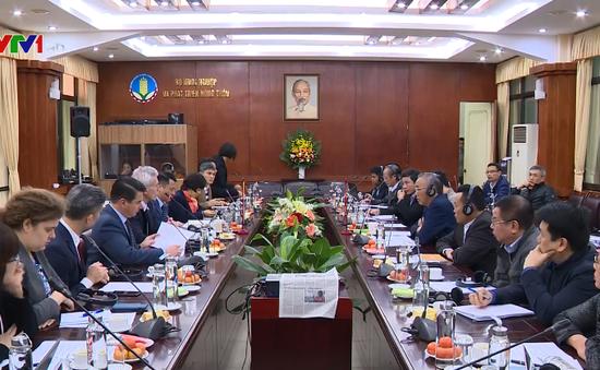 Hoa Kỳ hỗ trợ Việt Nam nghiên cứu vaccine dịch tả lợn châu Phi