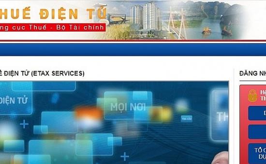 Lần đầu tiên TP.HCM triển khai hệ thống dịch vụ thuế điện tử eTax