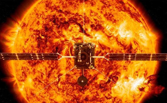 Phóng tàu thăm dò Mặt trời vào không gian