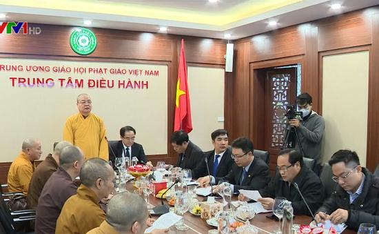 Tăng cường phòng dịch nCoV trong các cơ sở Phật giáo
