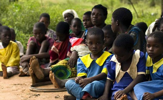 Báo động thực trạng gần 60 triệu trẻ em châu Phi chậm phát triển
