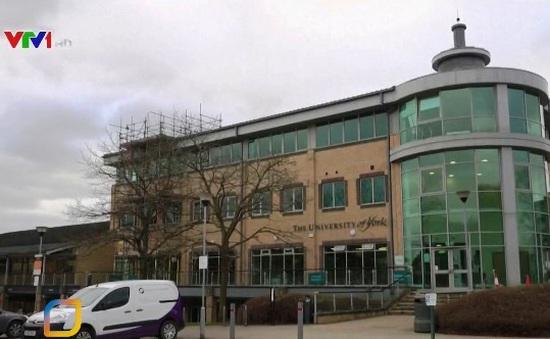 Trường đại học tại Anh trong tình trạng cảnh báo cao với dịch Covid-19