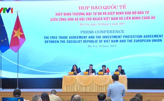 Nghị viện châu Âu bỏ phiếu phê chuẩn FTA với Việt Nam