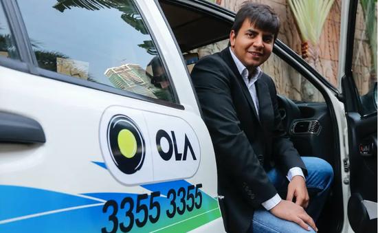Ola triển khai ứng dụng gọi xe tại London, Anh