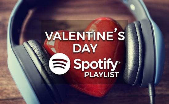 """Spotify: John Legend và """"All of me"""" gây bão trong mùa Valentine"""