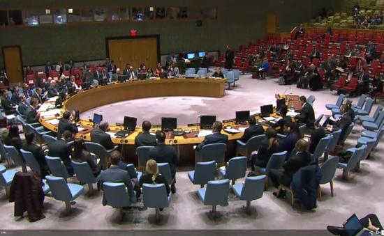 Hội đồng Bảo an LHQ ra Nghị quyết ủng hộ kết quả Hội nghị Berlin về vấn đề Libya