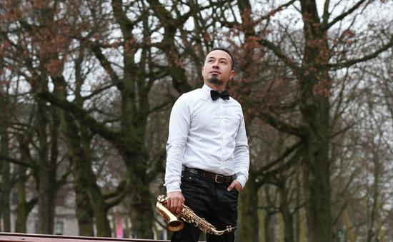 Nghệ sỹ Lê Duy Mạnh: Tôi yêu saxophone bằng cả trái tim