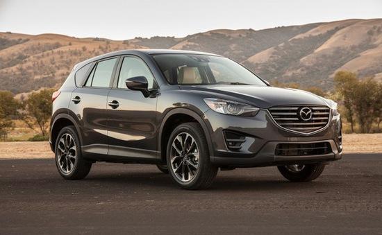 Triệu hồi 44.000 chiếc Mazda CX-5