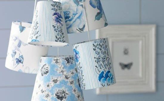 Tận dụng ly giấy làm chuông gió cực đẹp mắt