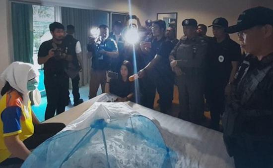 Cảnh sát Thái Lan triệt phá đường dây mang thai hộ