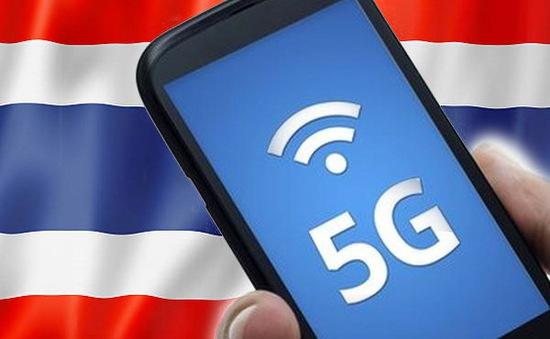 Thái Lan kỳ vọng thu về hơn 2 tỷ USD từ đấu giá phổ tần 5G