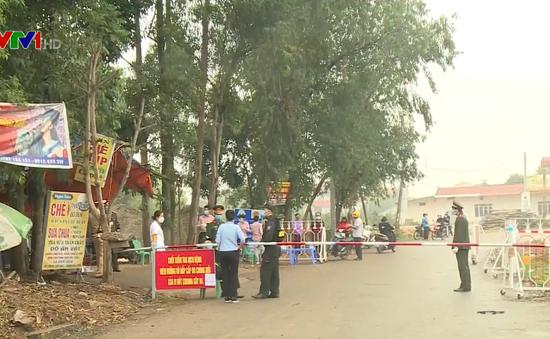 Vĩnh Phúc kêu gọi những người dân rời khỏi xã Sơn Lôi quay trở lại địa phương