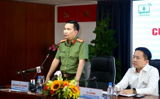 """Bộ Công an thông tin chính thức về quá trình vây bắt và tiêu diệt Lê Quốc Tuấn (Tuấn """"khỉ"""")"""