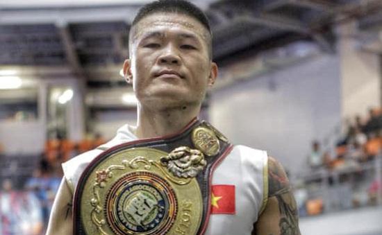 Trương Đình Hoàng xuất sắc giành đai WBA châu Á