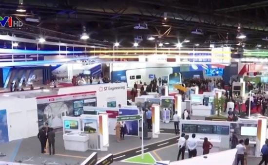 Triển lãm hàng không Singapore giới thiệu những công nghệ tiên tiến