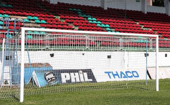 CLB HAGL tiến hành nâng cấp sân Pleiku trước thềm V.League 2020