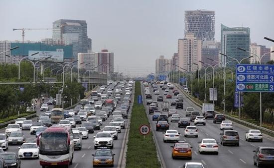 Bắc Kinh (Trung Quốc) tăng cường lưu thông các phương tiện chạy bằng năng lượng mới