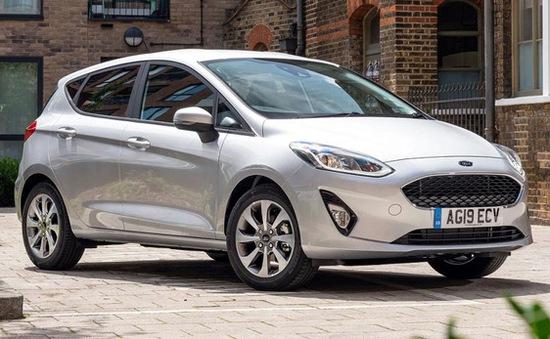 Ford cắt giảm sản xuất Fiesta tại châu Âu