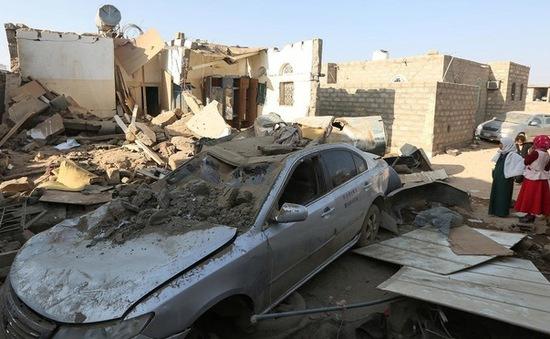Saudi Arabia không kích trả đũa Yemen, ít nhất 31 thường dân thiệt mạng