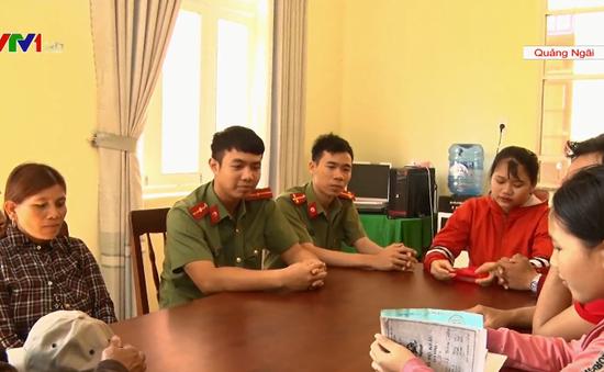 """Quảng Ngãi: Kiểm soát lao động """"chui"""" từ Trung Quốc trở về"""