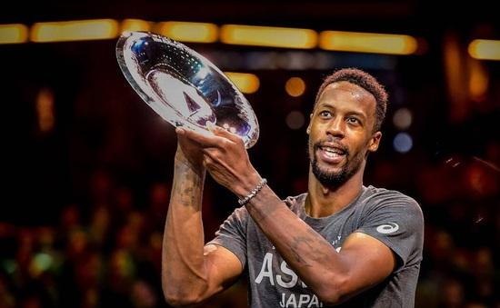 Rotterdam mở rộng 2020: Gael Monfils bảo vệ thành công chức vô địch