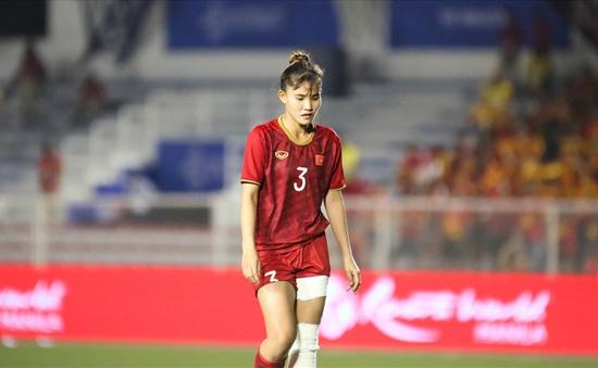 Trung vệ Chương Thị Kiều không thể cùng ĐT nữ Việt Nam dự vòng play-off Olympic 2020
