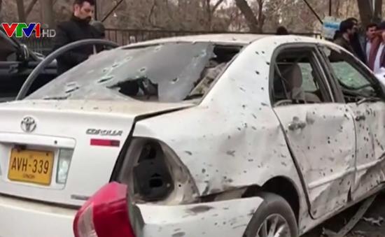 Đánh bom liều chết tại Pakistan, 10 người thiệt mạng