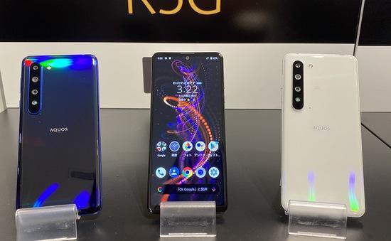 Sharp sẽ sản xuất điện thoại thông minh chạy mạng 5G