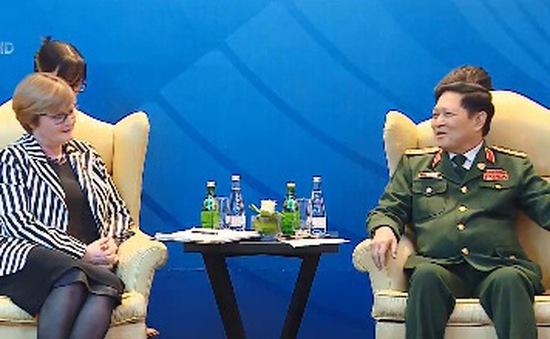 Hợp tác quốc phòng Việt Nam - Australia