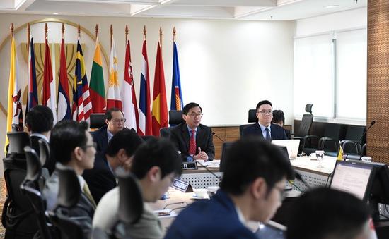 Việt Nam chủ trì Cuộc họp lần thứ 1 năm 2020 Ủy ban Điều phối Kết nối ASEAN