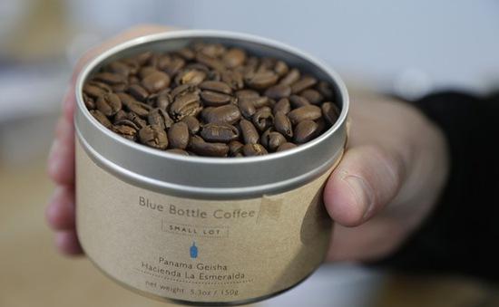 Cà phê Geisha có giá bán đắt nhất thế giới