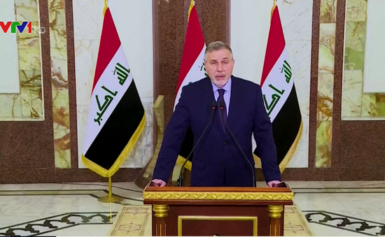Iraq có tân Thủ tướng