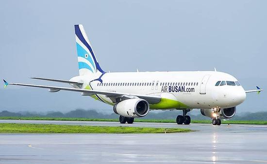 Hãng hàng không Hàn Quốc Air Busan mở đường bay tới TP.HCM