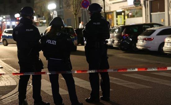 Xả súng tại Đức, ít nhất 8 người thiệt mạng