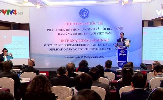 Việt Nam phát triển hệ thống an sinh xã hội bền vững
