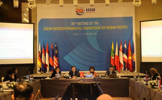 Việt Nam chủ trì Cuộc họp Ủy ban liên Chính phủ ASEAN về Nhân quyền lần thứ 30