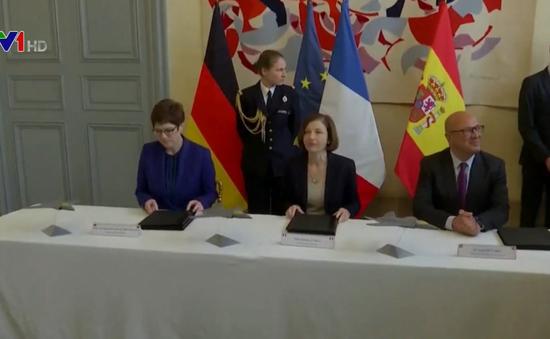 Pháp, Đức hợp tác phát triển tiêm kích