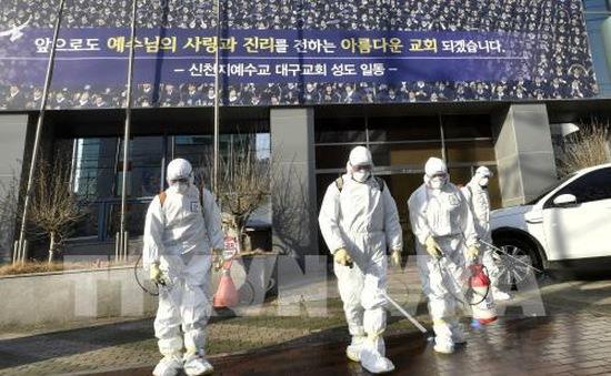 Cuối ngày 22/2: Thế giới ghi nhận 2.362 ca tử vong, Hàn Quốc tăng nhanh số ca mắc COVID-19