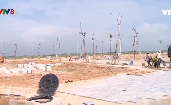 Khởi công xây dựng nhà cho hộ nghèo ở vùng Thượng Thành, Huế