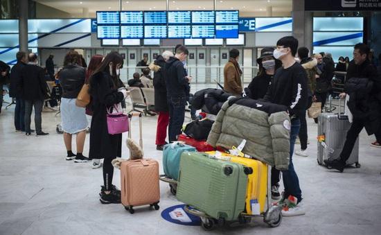 Mỹ nâng mức cảnh báo đi lại với Hàn Quốc và Nhật Bản