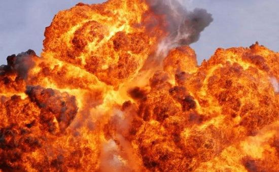 Nổ tàu chở khí hóa lỏng ở Pakistan, gây nhiều thương vong