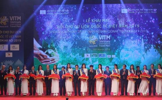 Lùi thời gian tổ chức Hội chợ quốc tế du lịch Việt Nam vì COVID-19