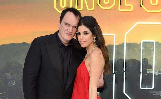 """""""Quái kiệt"""" Quentin Tarantino chào đón đứa con đầu lòng"""