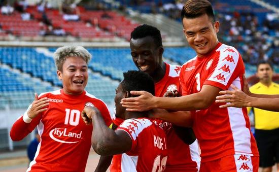 Hougang United - CLB TP.HCM: Mục tiêu 3 điểm tại Singapore (18h30, ngày 25/2)