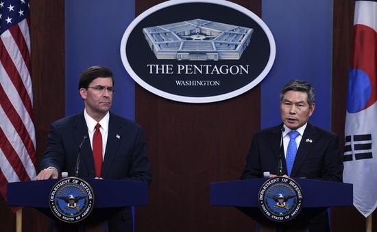 Mỹ - Hàn Quốc xem xét giảm quy mô tập trận chung