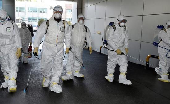 Hàn Quốc ghi nhận ca tử vong thứ 10 do COVID-19, gần 1.000 người nhiễm bệnh