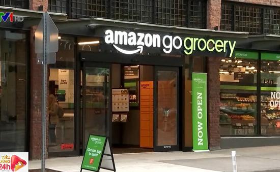 Bên trong siêu thị tự động không cần thu ngân đầu tiên của Amazon