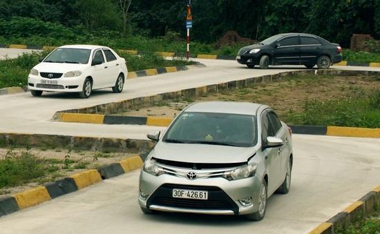 Không có chuyện phí đào tạo lái xe ô tô tăng lên 30 triệu đồng