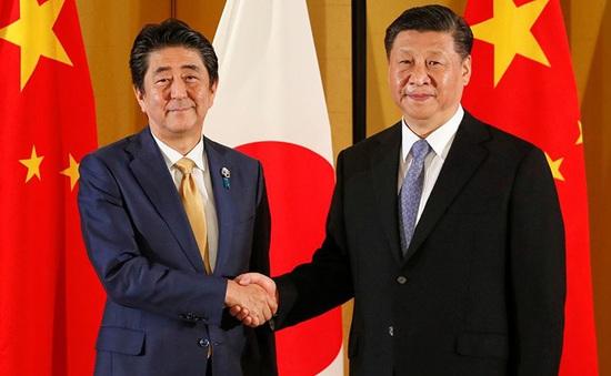 Chủ tịch Trung Quốc thăm Nhật Bản trong tháng 4 tới